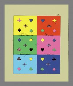 Goethes zwoelfte Tafel in leuchtenderen Farben BM klein