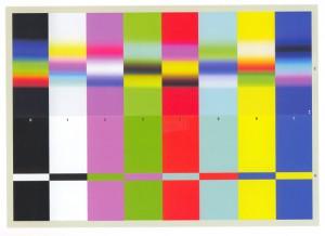 Photodokumentation der acht Endspektren klein